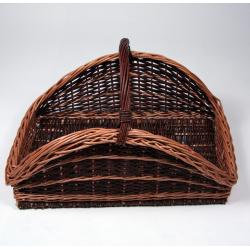 Weidekorb - Holzkorb